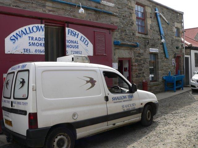 Swallowfish Smokehouse, Seahouses