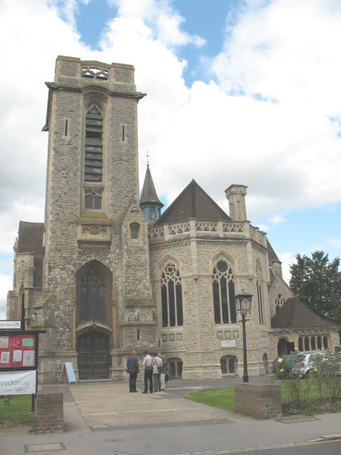 St Mary Magdalene, Addiscombe