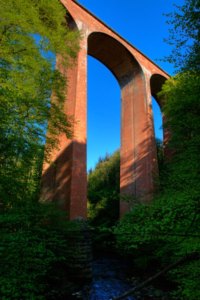Saltburn Viaduct Crossing Skelton Beck Mick Lobley Cc By