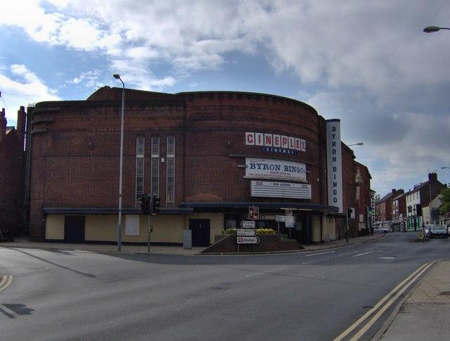Byron Cinema, Hucknall