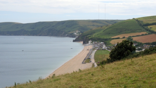 Beesands and Start Bay