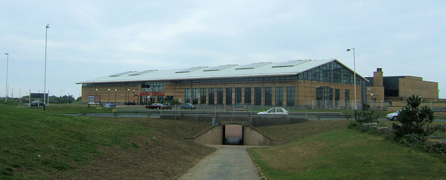 Sovereign Centre Swimming Pool Kevin Gordon Cc By Sa 2 0 Geograph Britain And Ireland