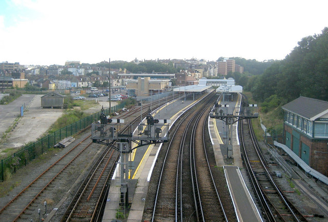 Hastings Station, East Sussex