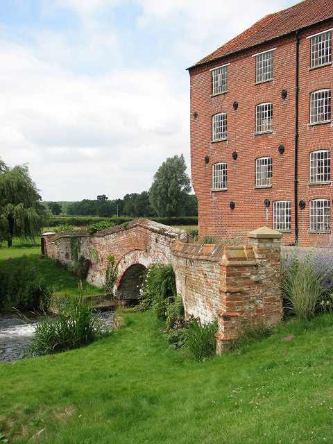 Bridge over the River Wensum
