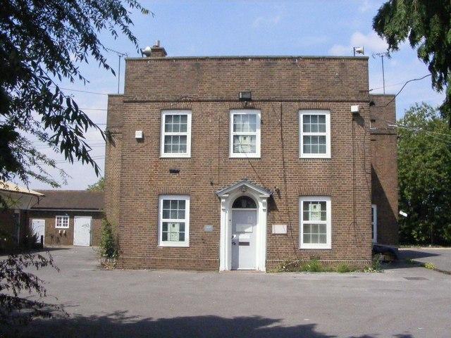 St Albans Radio Station, Smallford