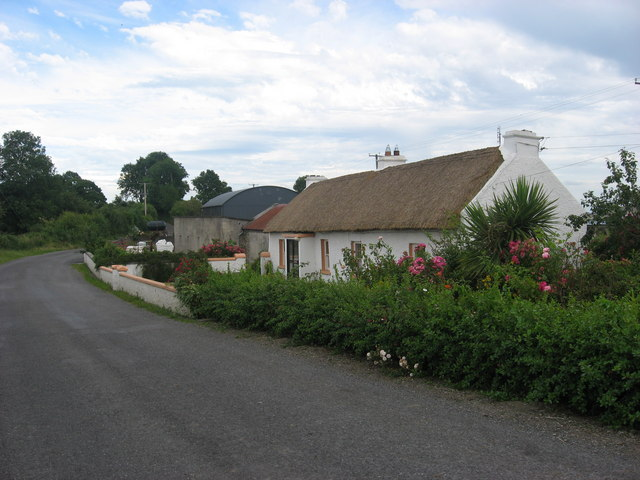 Cottage at Moyower, Eyrecourt, Co. Galway