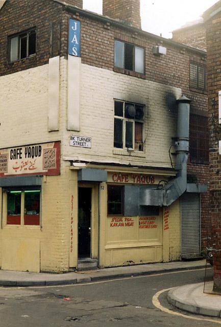 Cafe Yaqub - Back Turner Street, Manchester
