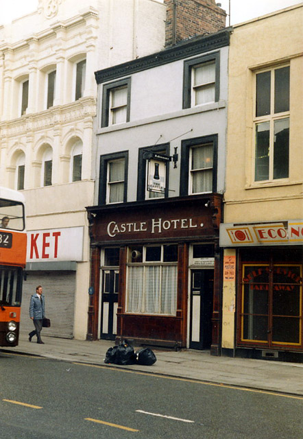 The Castle Hotel, Oldham Street