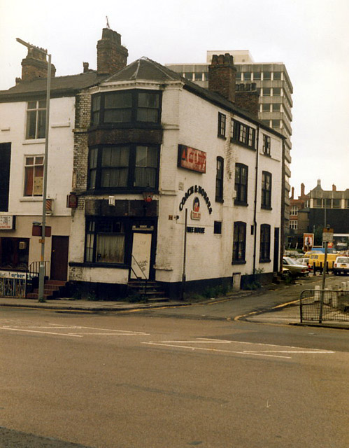 The Coach & Horses, London Road