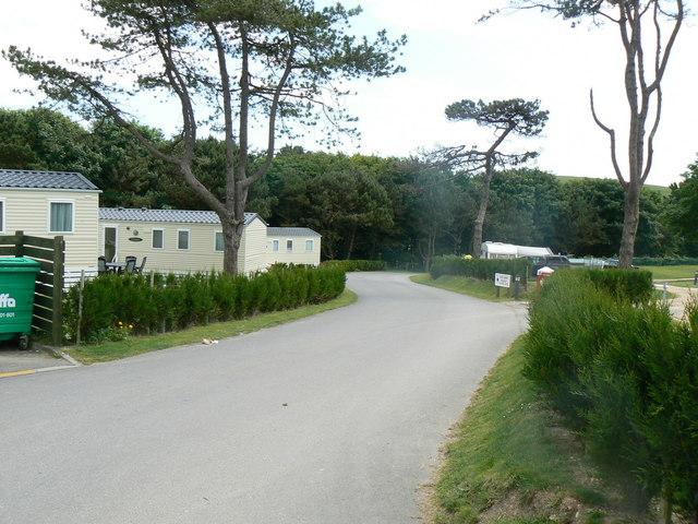 durdle door holiday camp