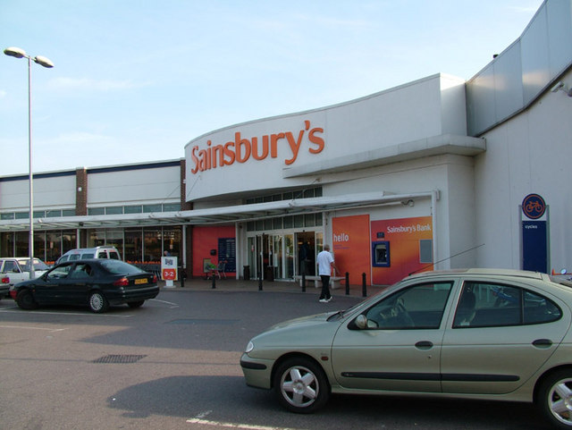 Sainsbury Car Park Dartford