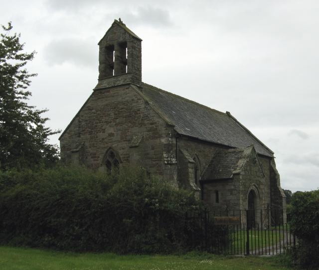 Amberley Chapel, Herefordshire