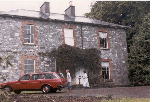 Aughnamallagh House, Monaghan