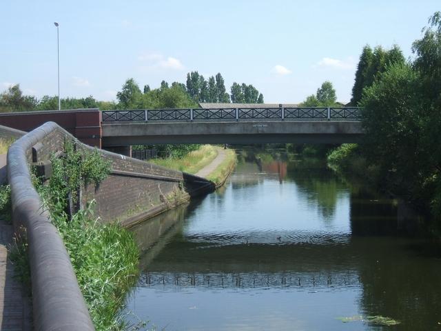 Swan Garden Bridge