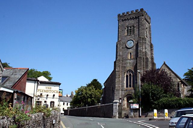 St Mary S Church Plymstock 169 Tony Atkin Cc By Sa 2 0