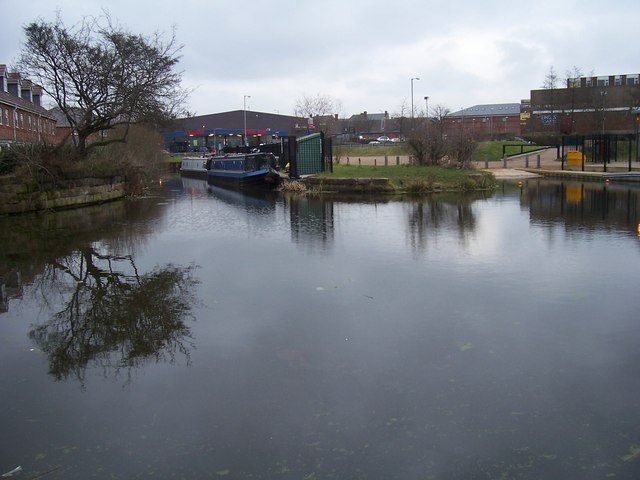 Canal Basin - Wyrley & Essington Canal