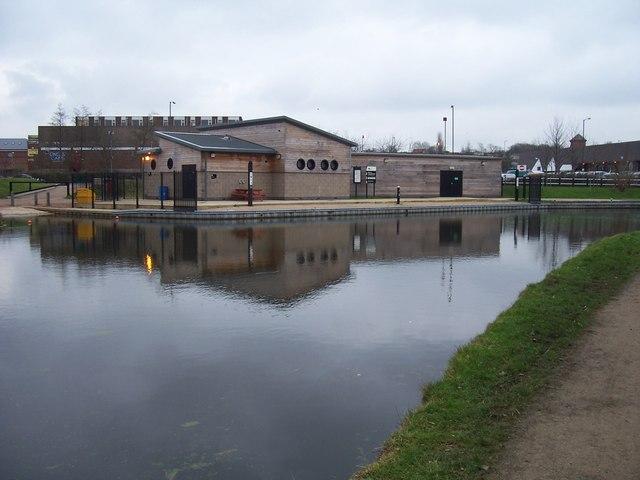 Brownhills / Walsall Canoe Club - Wyrley & Essington Canal