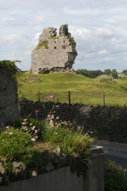 Ruins of Ardrahan Castle