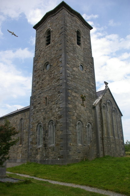 Roundstone Church