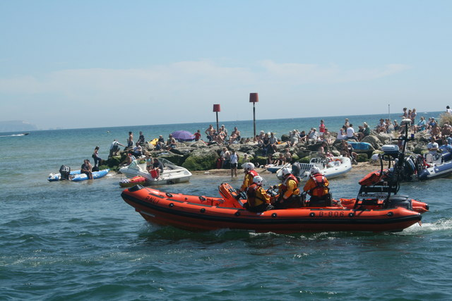Mudeford Lifeboat Funday 2008