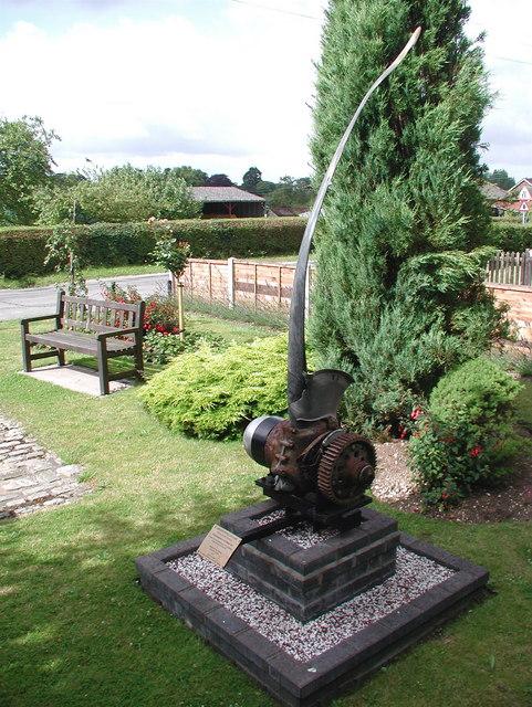 RAF Memorial, Kirmington