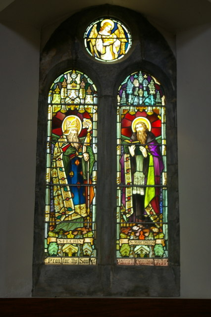 Stained glass window (ii)