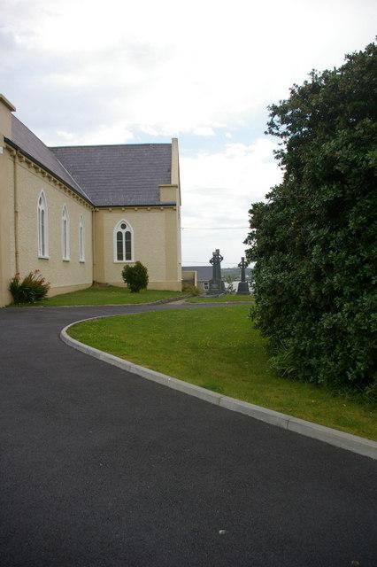 Churchyard in Roundstone