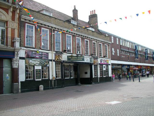 Royal Victoria Bull Hotel Dartford
