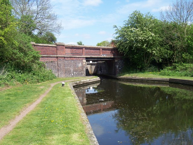 Bell Bridge - Rushall Canal