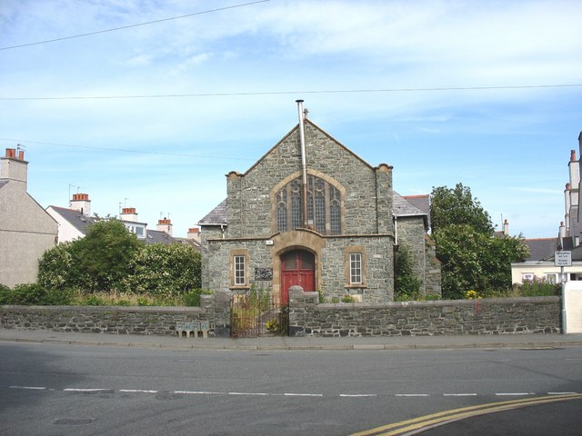 English Wesleyan Methodist Church, Longford Road