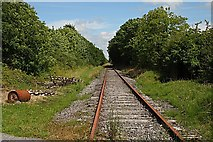N3447 : Old Railway by kevin higgins