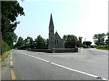 N9034 : Church at the road fork by James Allan