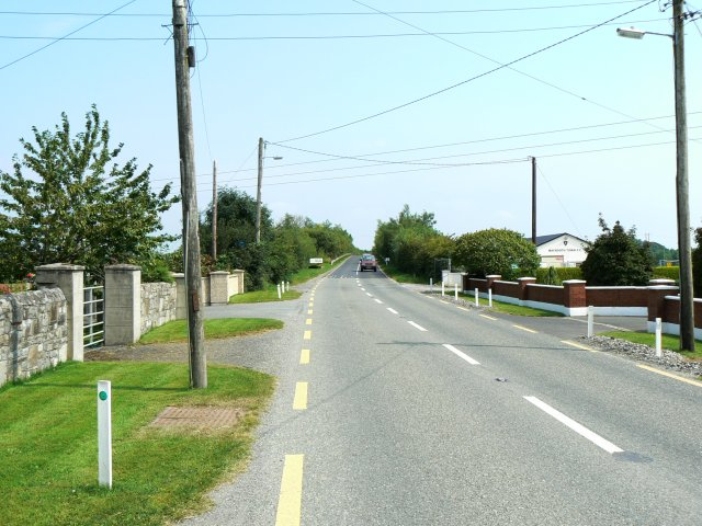 Entering Maynooth