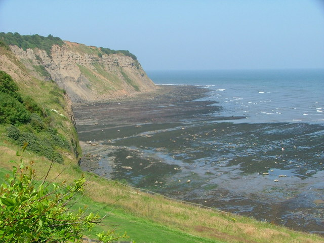 Ness Point from Robin Hood's Bay
