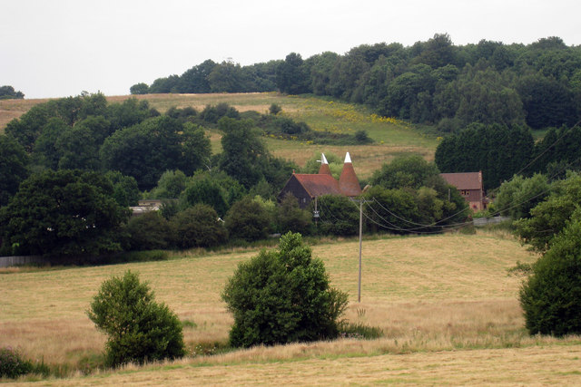 Pokehill Farm Oast, South Farm Lane, Langton Green, Kent