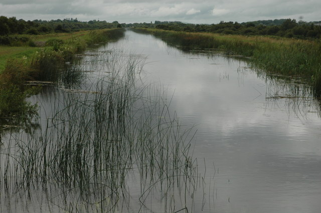 Canal embankment , Edenderry