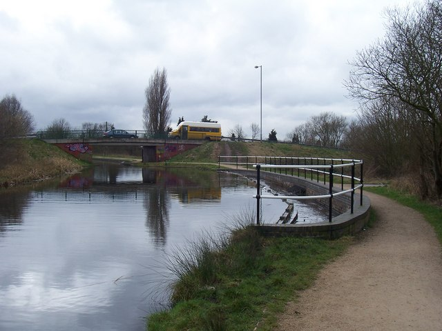 Clayhanger Bridge - Daw End Canal