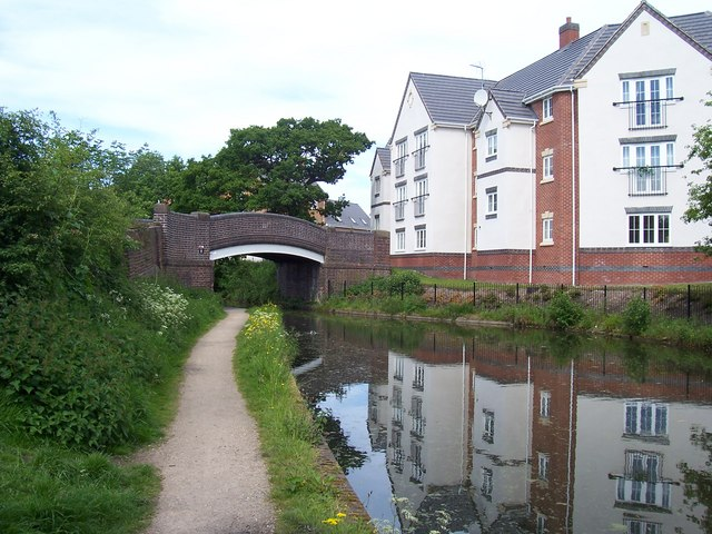 Coopers Bridge - Wyrley &amp; Essington Canal