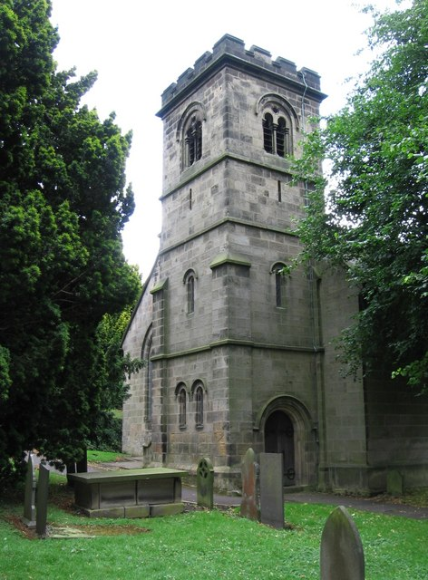Little Eaton - Church Tower