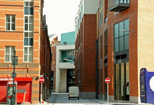 Montgomery Street, Belfast