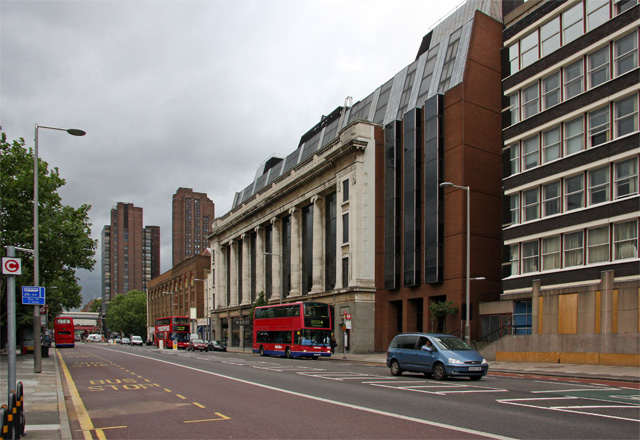 Wellington House, Waterloo Road