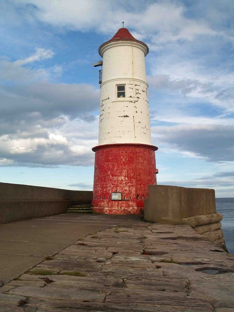 Berwick -upon-Tweed lighthouse