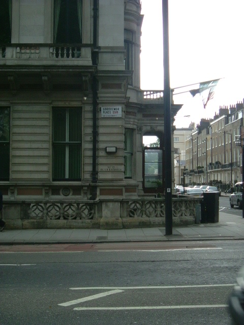 The Irish Embassy, SW1