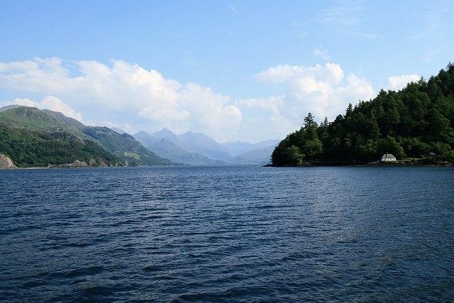 Totaig, Loch Duich