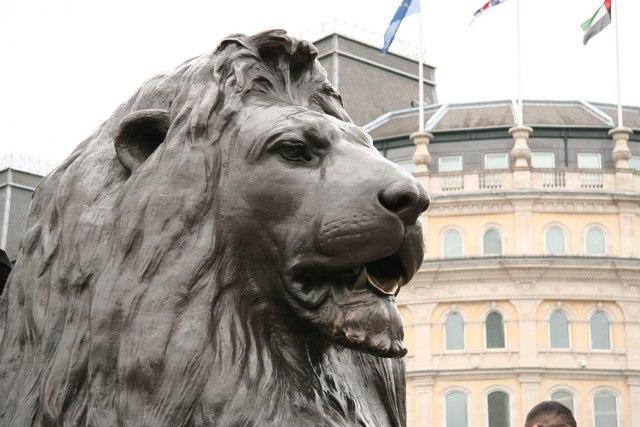 Landseer's Lion