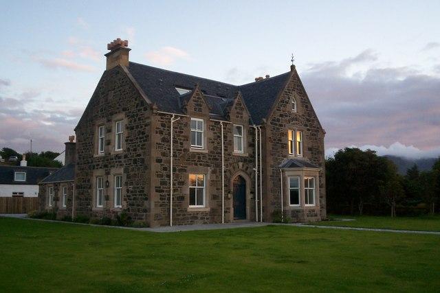 Quiraing Lodge, Staffin