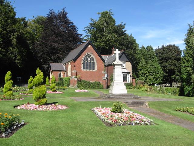 Panteg Cemetery Chapel