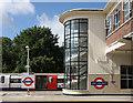 TQ2789 : East Finchley Station : Week 31