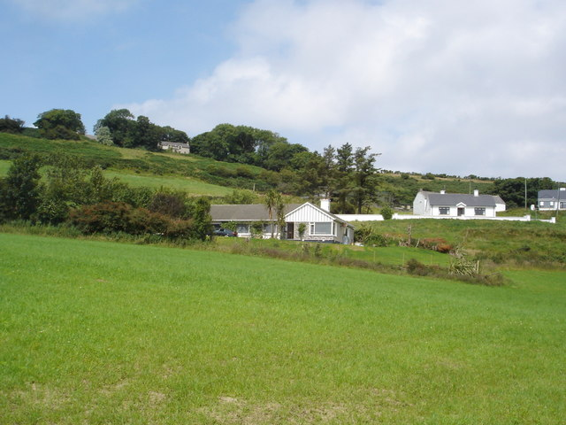 Cottages by the sea at Shroove
