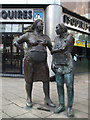 J3373 : Monument to the unknown woman worker, Belfast by Kenneth  Allen
